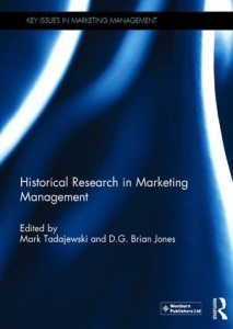 Key Issues in Marketing Management Book Series example cover