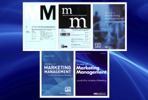 collection of JMM journal covers since 1990