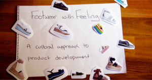 Footwear with feeling: a cultural approach to product development
