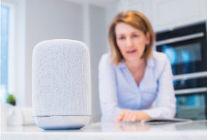 voice-controlled smart devices
